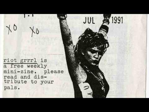 Retrospective Riot Grrrl #3: DIY Culture and Zines