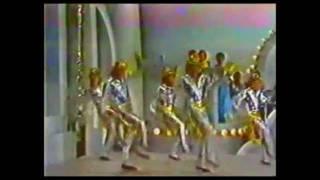 CONCURSO DE FUNK NO GUGU EM 1984