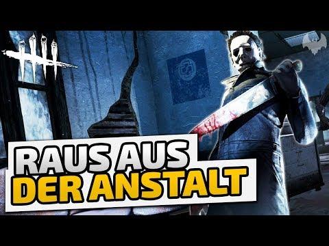 Raus aus der Anstalt - ♠ Dead by Daylight Season 2 ♠ - Deutsch German - Dhalucard
