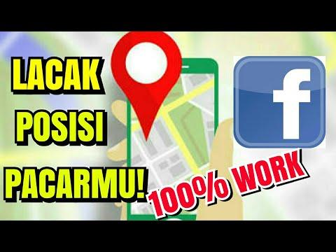 Cara Melacak Lokasi Pacar Menggunakan Facebook 100% WORK