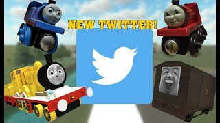 CUSTOMS AND EXCLUSIVE ROBLOX MODELS | New Twitter Account