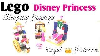 Lego: Disney Princess -  Sleeping Beautys Royal Bedroom