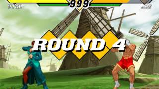 Capcom vs SNK 2 Millionaire Fighting 2001 PCSX2 R5703 Gameplay HD 1080p PS2