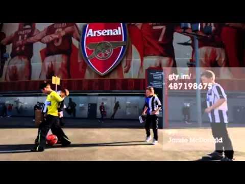 Arsenal vs Newcastle 3 0  All Goals   Highlights Premier League 28 04 2014   YouTube