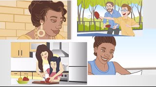 Big Brothers Big Sisters Explainer | Doodle Video Production