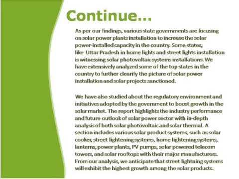 Bharat Book Presents: Indian Solar Energy Market Analysis