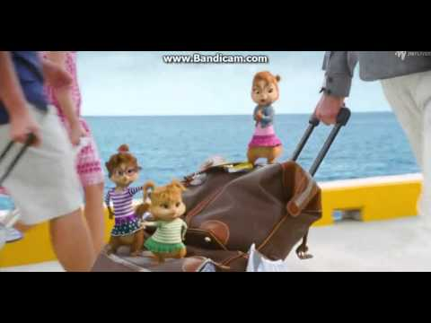 Alvin and The Chipmunks: Chipwrecked: Vacation (Movie Scene)