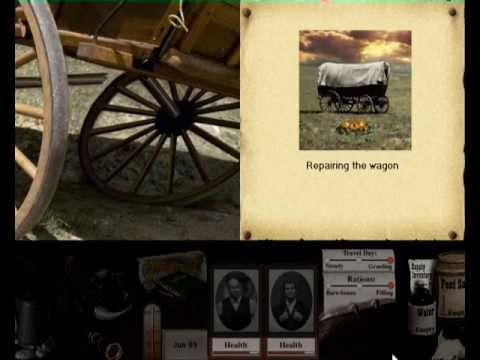 The Oregon Trail 4th Edition Blacksmith YouTube