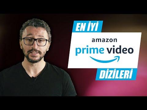 Amazon Prime Video Dizi Önerileri (ve Haluk Bilginer'li Alex Rider)