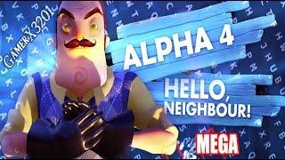 Descargar | Hello Neighbor Alpha 4 | Ultima Versión | Mega | Mayo 2017