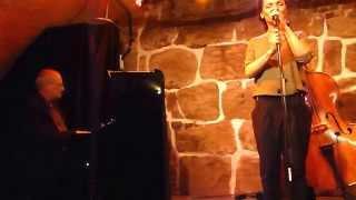 Lyambiko im Bamberger Jazzkeller am 22.2.2015