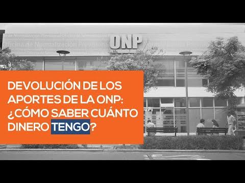 Retiro Fondo ONP:¿Cómo saber cuánto dinero tengo en la ONP y cuánto me corresponde?