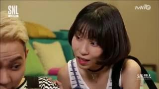 [中字]三分鐘Some男 SNL KOREA 7 AOMG LOCO,Gray,Jay Park 160611