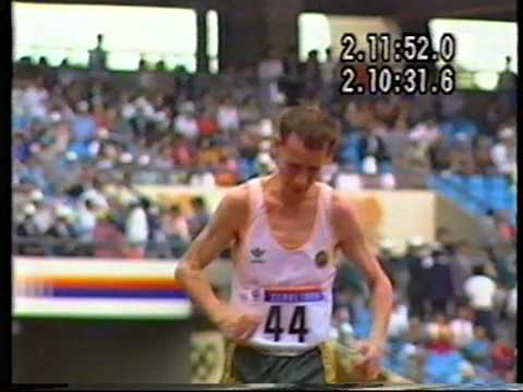 1988 Olympic Games - Mens Marathon - Part 4