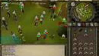 Runescape Pking-Itsranginmen pk vid 5 Range Pure MASSACRE!!