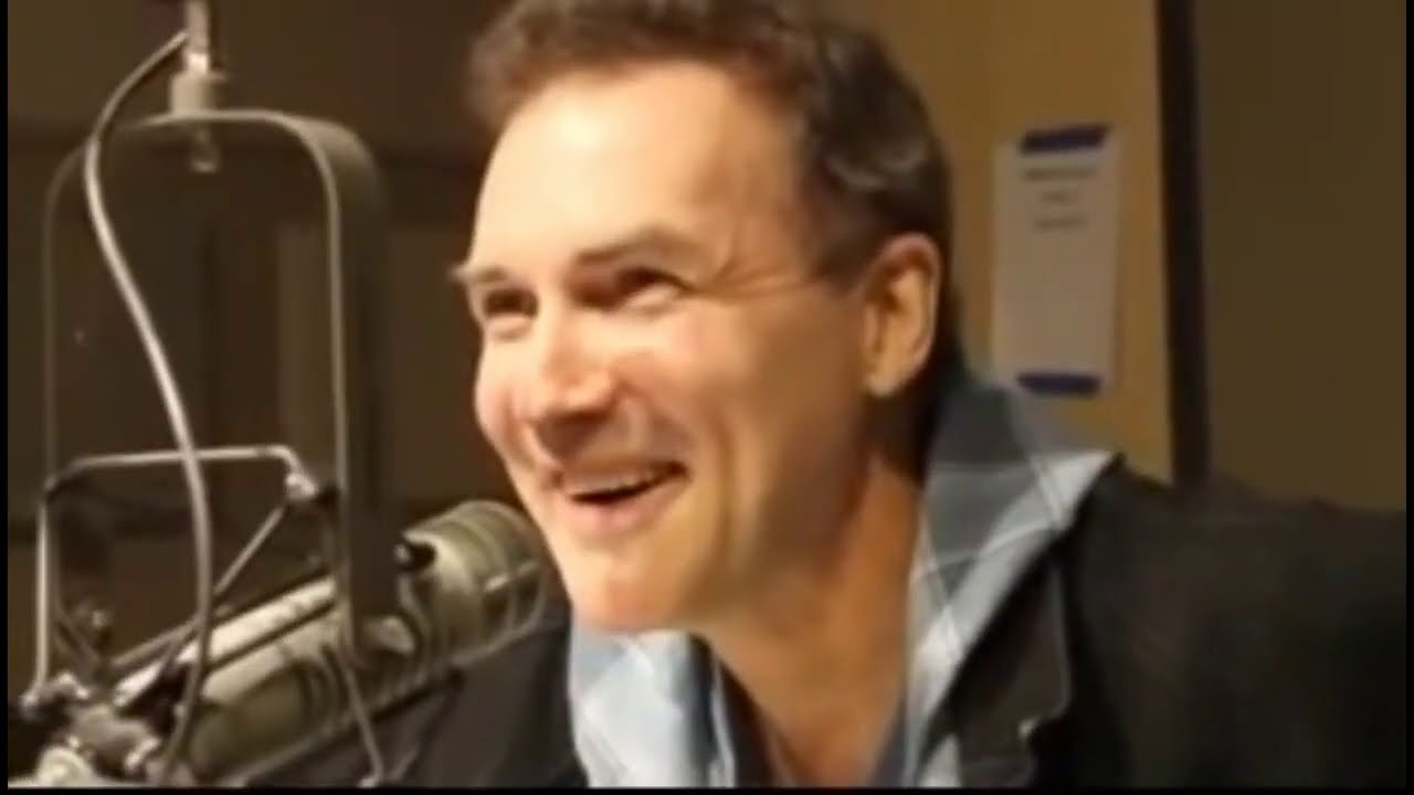 Norm Macdonald is the King of Radio Interviews - YouTube