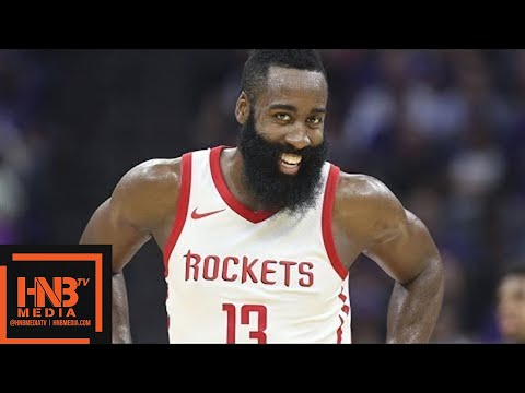 Houston Rockets vs Indiana Pacers 1st Half Highlights / Week 4 / 2017 NBA Season