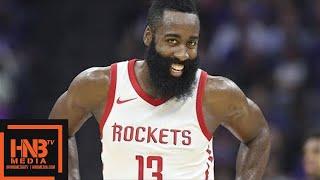 Houston Rockets vs Indiana Pacers 1st Half Highlights / Week 4 / 2017 NBA Season