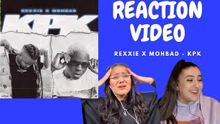 Just Vibes Reaction / Rexxie, MohBad - KPK *OFFICIAL MUSIC VIDEO*