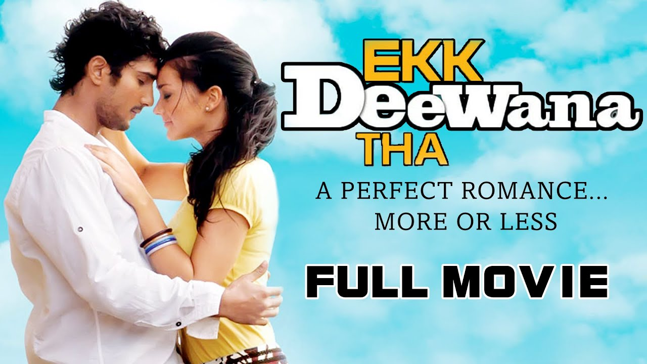 Ekk Deewana Tha Full Movie - Hindi Movies
