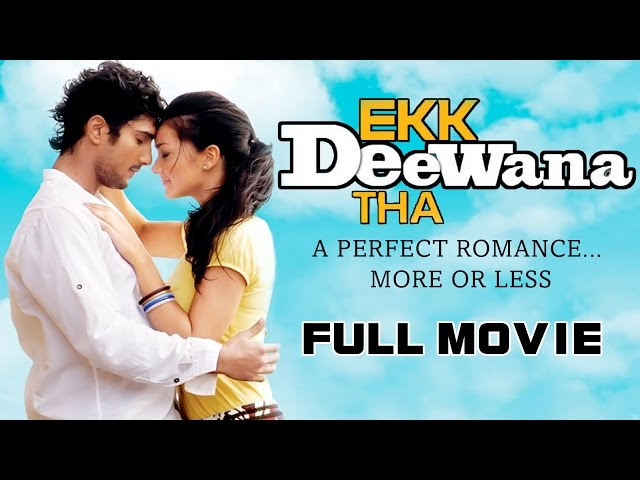 Ekk Deewana Tha Full Movie - Hindi Movies - Subscribe us for Latest Hindi movies 2015