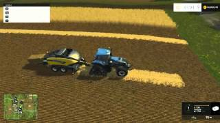 Lets Play Farming Simulator 15 - Episode 2 - Buying Farm Machinery