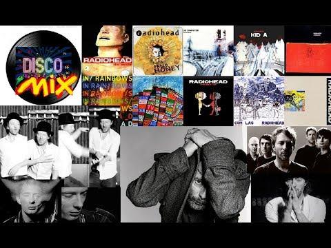 Radiohead - Street Spirit Vs Hits & Remixes Dance Electro (New Disco Mix - VP Dj Duck)