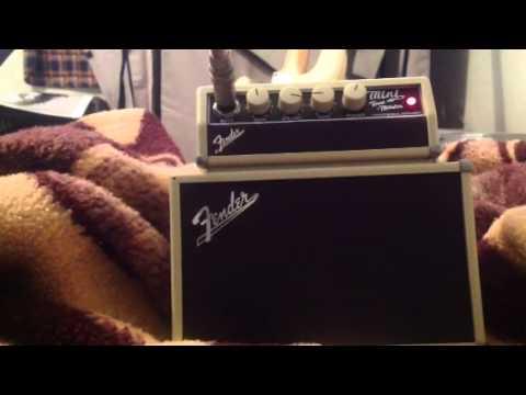 Fender Mini Tone Master
