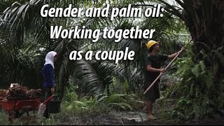 Gender and palm oil: Working together as a couple