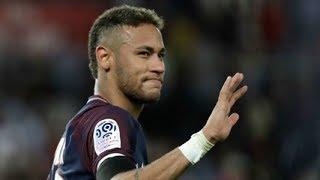 Neymar Analysis - Movement to Create Space