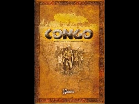 Congo - My journey through Darkest Africa #8