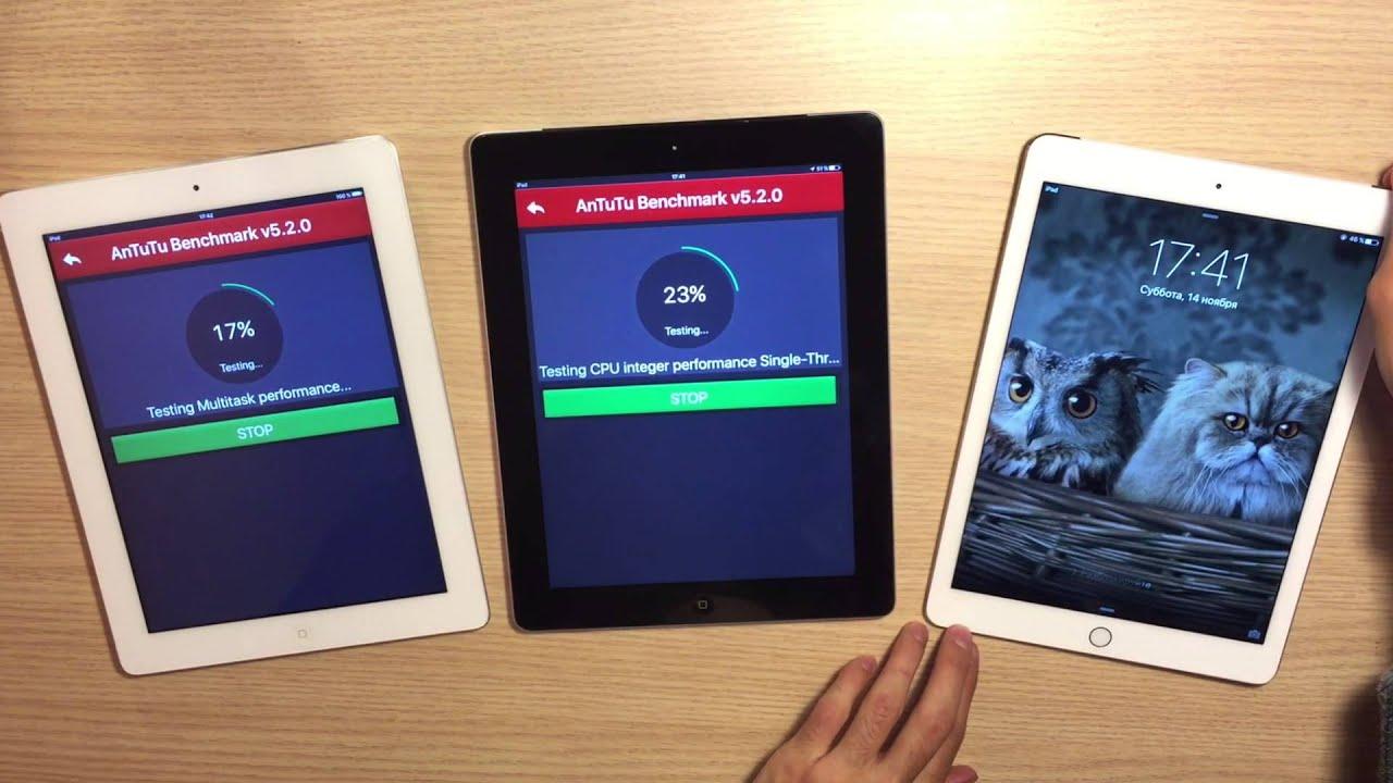 Что купить - iPad 4 Б\У или новый Android за 10000 рублей? - YouTube