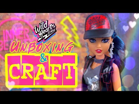 Unbox Daily: ALL NEW Wild Hearts Crew Charlie Lake PLUS DIY Clubhouse