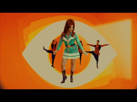 Josie Cotton - UKRAINIAN COWBOY (Official Video) Mp3