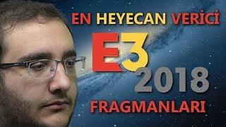 EN HEYECANLANDIRAN 10 E3 (2018) FRAGMANLARI