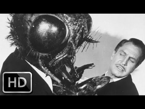 The Fly (1958) - Trailer in 1080p