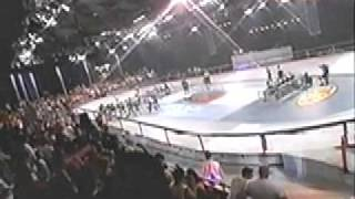 11/14/2011. Rollerjam. Founders Cup. Quakes Vs Enforcers Part 1/4