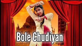 Bole Chudiyan [Kabhi Khushi Kabhie Gham] Cover Dancing Version 2.0 || HD 720pix