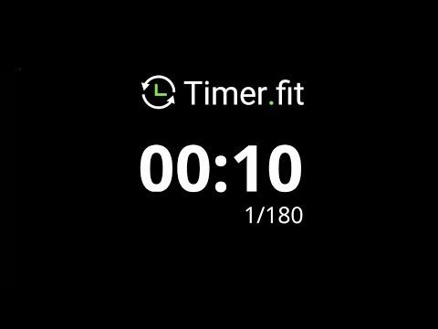 10 Second Interval Timer