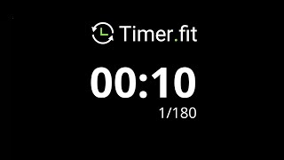 10 Second Interval Timer