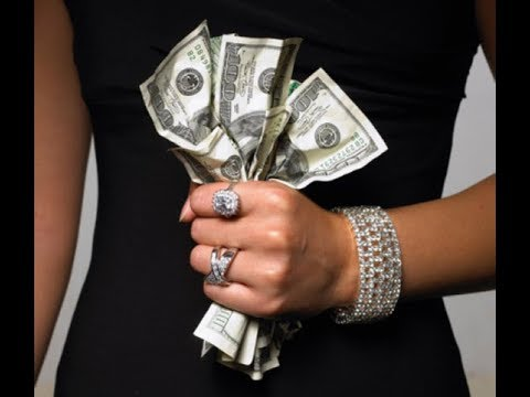 Why Black Women NEED to be GOLD DIGGERS -- BW & Poverty in the USA