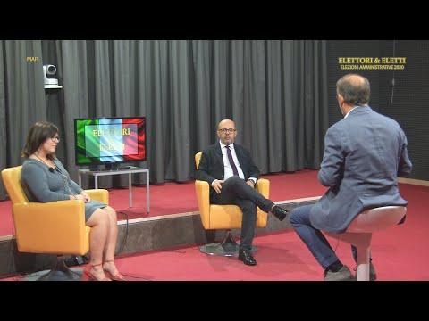Elettori & Eletti 2020: Antonio Nespoli e Michela Caracciolo, Forza Italia