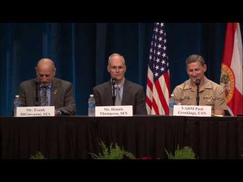 I/ITSEC 2016 General/Flag Officer Panel