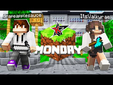 How to Win $10,000 in Minecraft Monday ft. Valkyrae