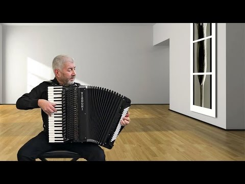 ASTOR PIAZZOLLA Accordion Music Tango Argentino -