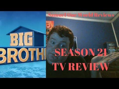 Big Brother 21 (U.S.)-TV Review