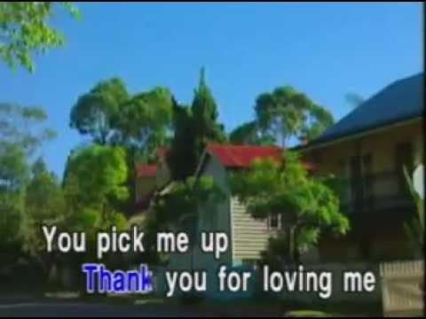 Bon Jovi - Thank You For Loving Me(Karaoke version)