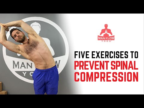 Long Term Solution for Spinal Compression 5 Exercises to Prevent a Compressed Spine