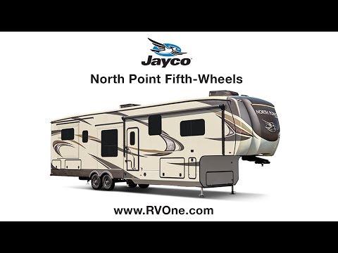 Jayco North Point Fifth Wheels