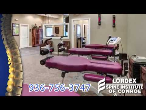 Chiropractor Conroe, Texas | Spinal Decompression, Sciatica Pain Treatment & Massage
